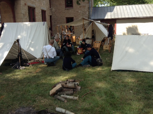 Union Camp at CWW